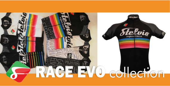 Race Evo collection Stelvio Experience